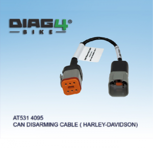 can disarming cable
