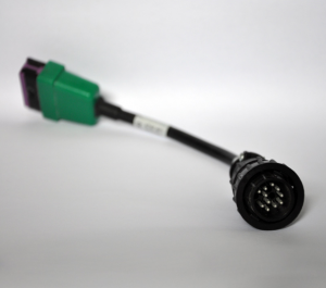 14pin diagnostic cable for mercedes 2