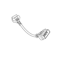 Gscan cable Nissan 14 pin